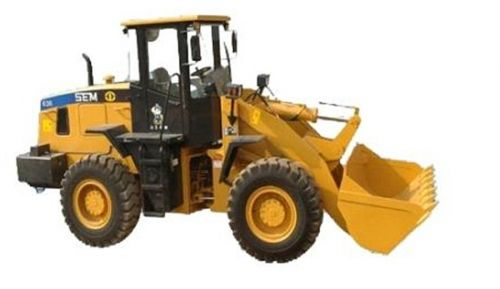 Wheel Loader SEM 650B