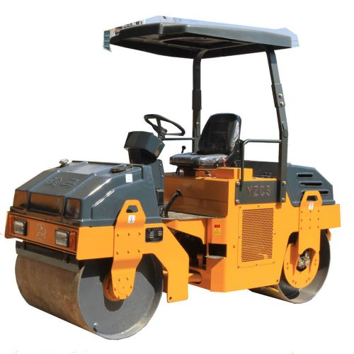 Vibrator Road Roller YZC3