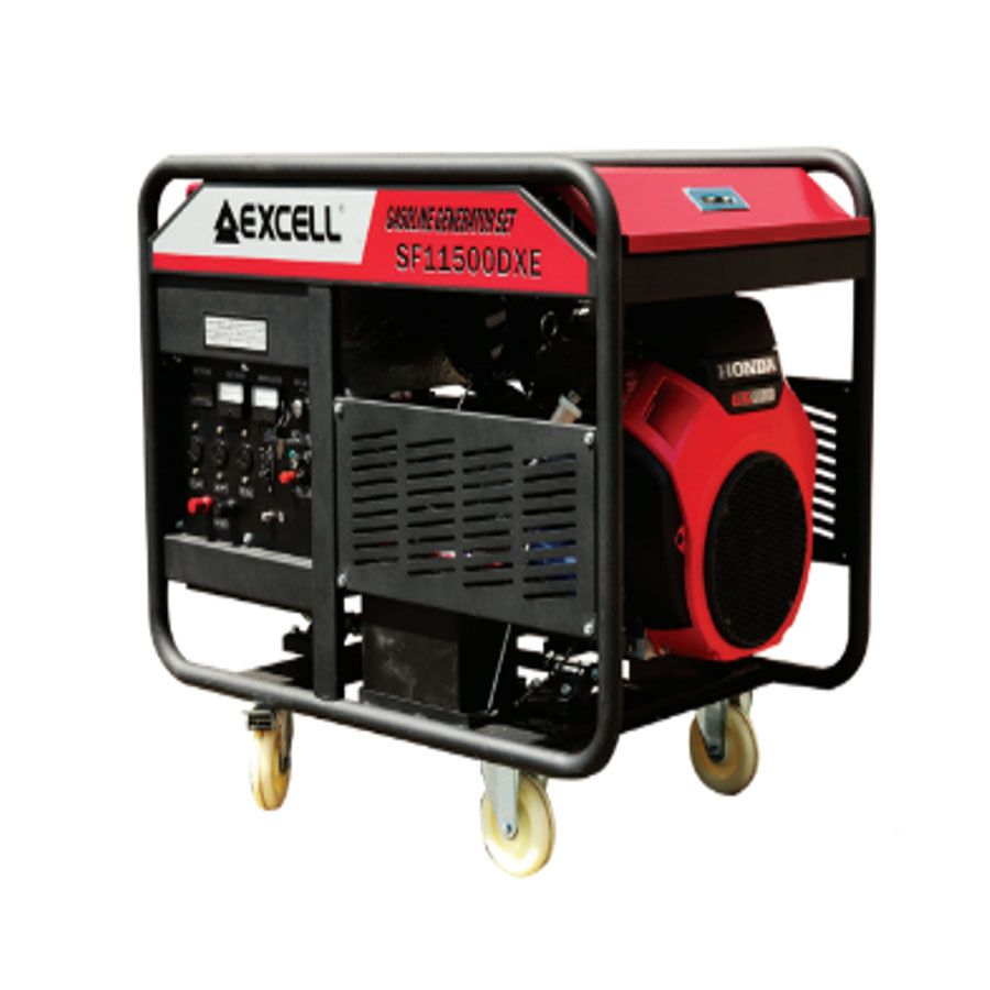 excell generator sft11500dxe