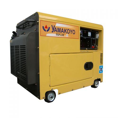 Silent Generator Yamakoyo 5GFLDE