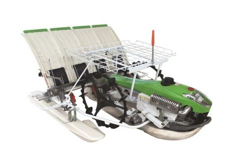 RICE TRANSPLANTER 2ZF-4K