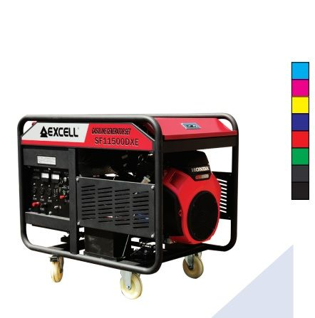 excell generator sf11500 dxe